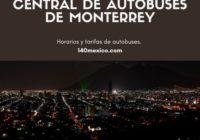 Central de Autobuses de Monterrey