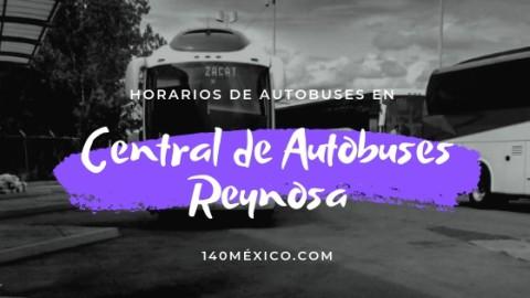 Central de Autobuses de Reynosa
