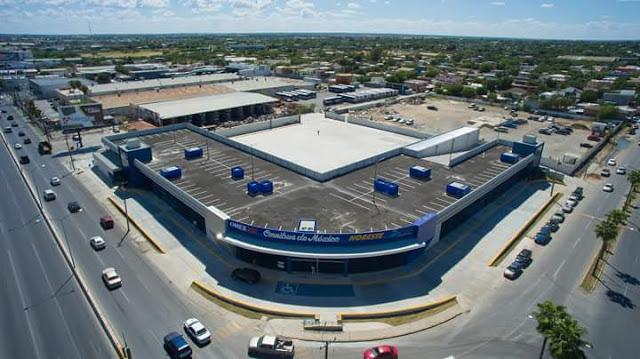 Nueva Terminal de autobuses en Nuevo Laredo