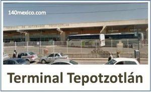 Terminal de Autobuses Tepotzotlán