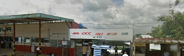 Terminal de Autobuses de Acayucan