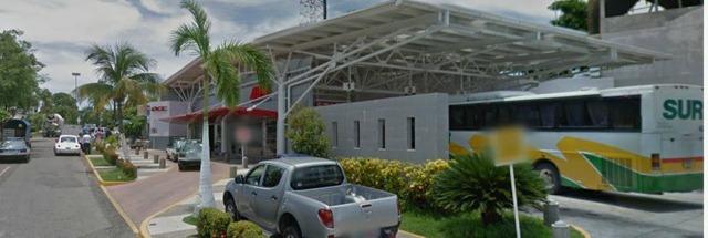 Terminal de Autobuses de Puerto Escondido