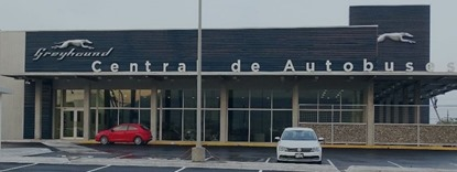 Terminal Autobuses Greyhound Monterrey