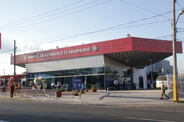 Nueva Central de Autobuses Tlaquepaque