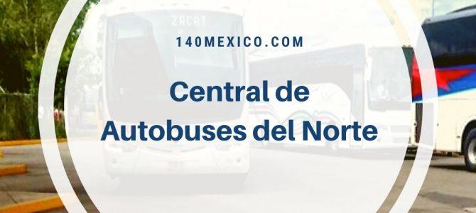 Central de Autobuses del Norte de la Ciudad de México