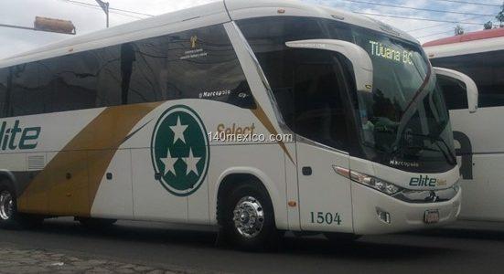 Salidas de autobuses Elite Select desde Puebla CAPU