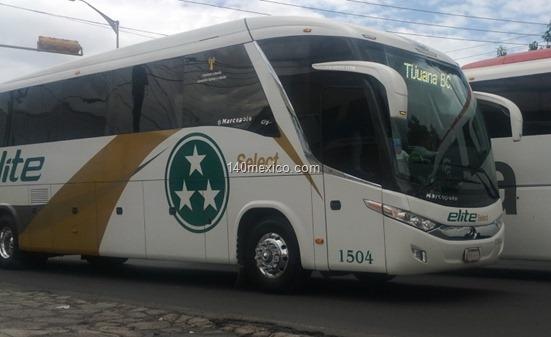 Autobús Elite Select Puebla