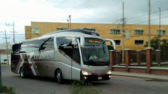 Autobús Titanium