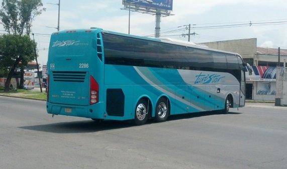 Autobús Turistar Lujo