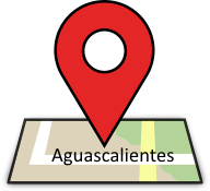 Aguascalientes-map