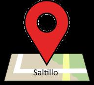 Saltillo-map
