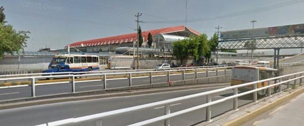 Central de Autobuses de Puebla