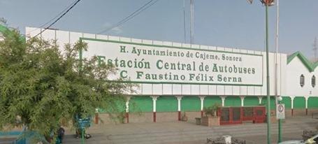 Central de Autobuses Ciudad Obregón