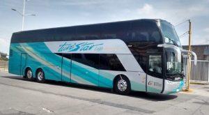 Salidas de autobuses Turistar Lujo desde Puerto Vallarta
