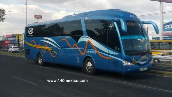 Autobus Costa de oro