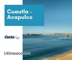 Horarios de autobuses de Cuautla a Acapulco