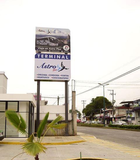 Terminal Xalapa Astro