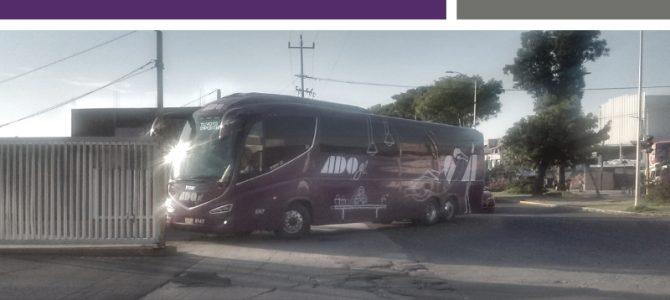 Terminal de Autobuses ADO en Poza Rica