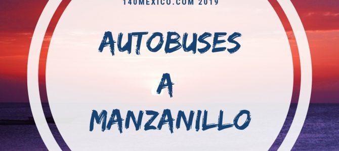 Autobuses que van a Manzanillo en Vacaciones de Semana Santa 2019